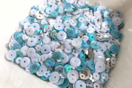 Ocean Breeze Sparkly Sequins Mix