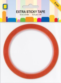 JEJE Produkt Extra Tacky Tape 6mm