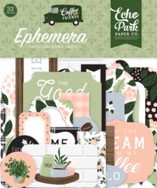Coffee and Friends Ephemera