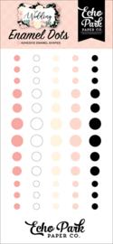 Wedding Enamel Dots