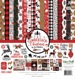 A Lumberjack Christmas Collection Kit