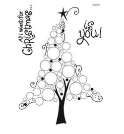 Bubble Christmas Tree