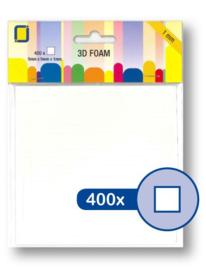 JEJE Produkt 3D Foam 5mm x 5mm x 1mm