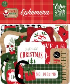 Jingle All The Way Ephemera