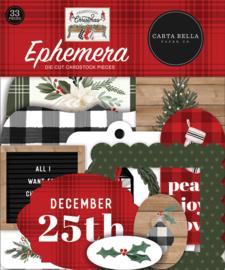 Farmhouse Christmas Ephemera
