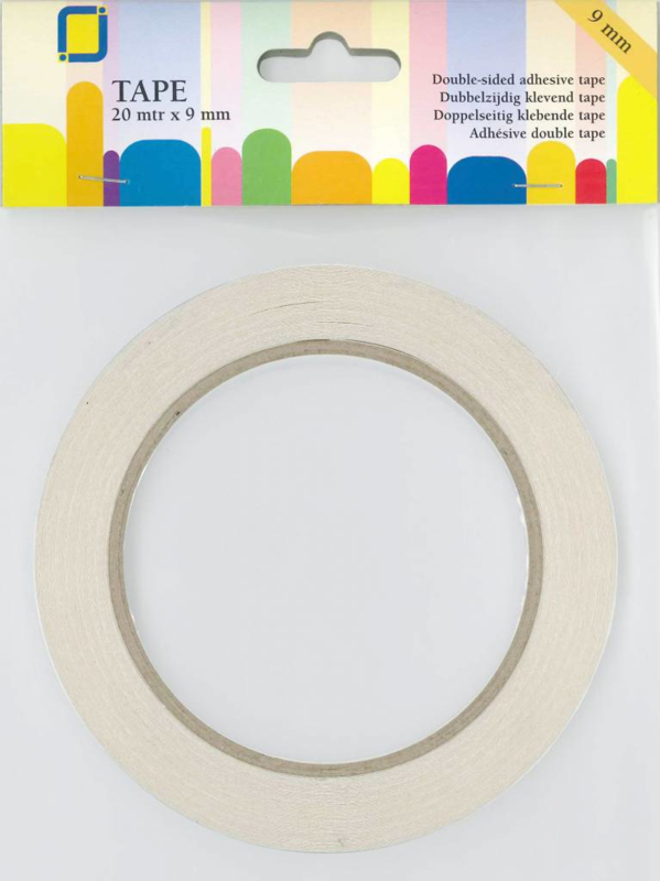 JEJE Produkt Double Sided Adhesive Tape 9mm