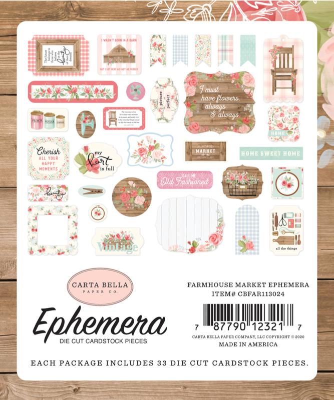 Farmhouse Market Ephemera