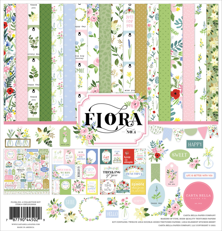 Flora No. 4 Collection Kit