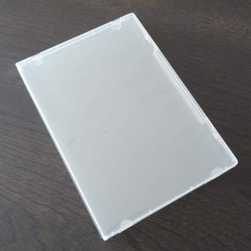 DVD-doosjes zonder rozet (25 stuks)