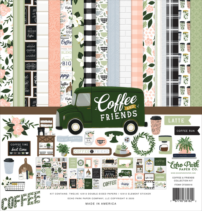 Coffee and Friends Collection Kit