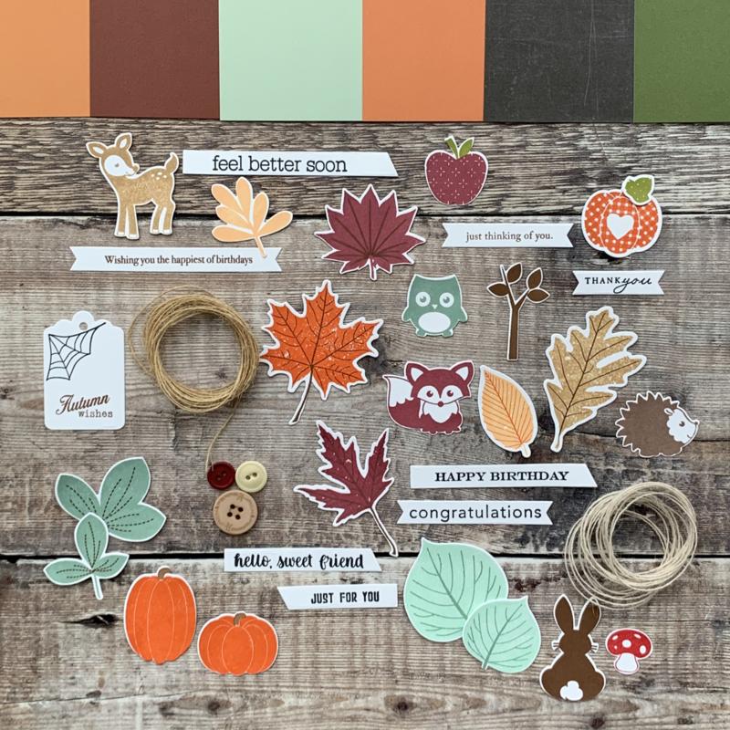 My Favorite Fall Mini Kit - XL