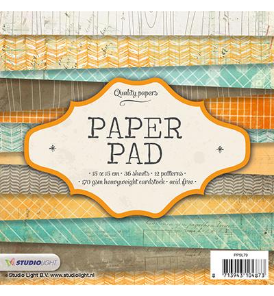 StudioLight Paper Pad - nr. 79 | PPSL79