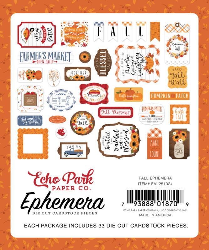 Fall Ephemera