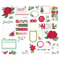 Holly Days Journal Bits