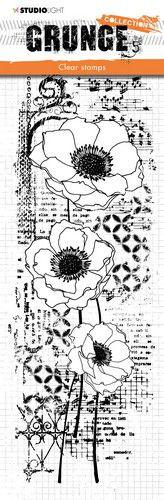 StudioLight Clearstempel Grunge Collection 3.0 nr.403 - STAMPSL403