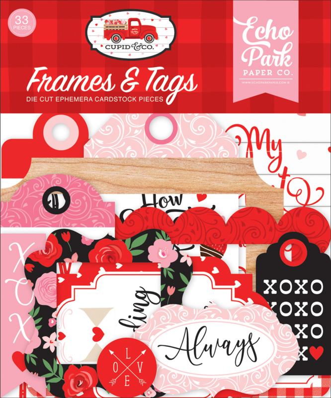 Cupic & Co. Frames & Tags