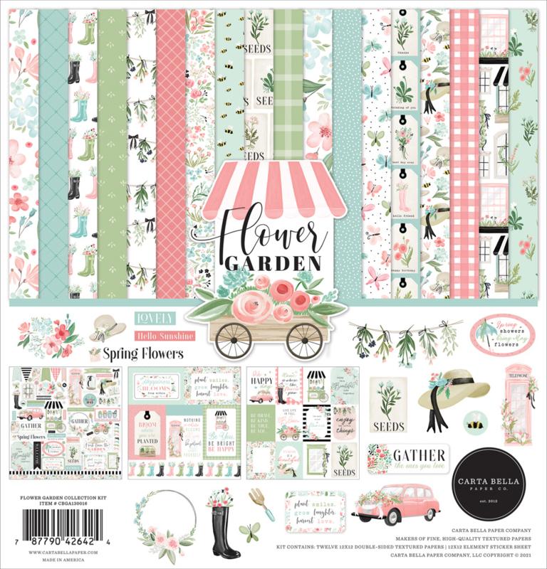 Flower Garden Collection Kit