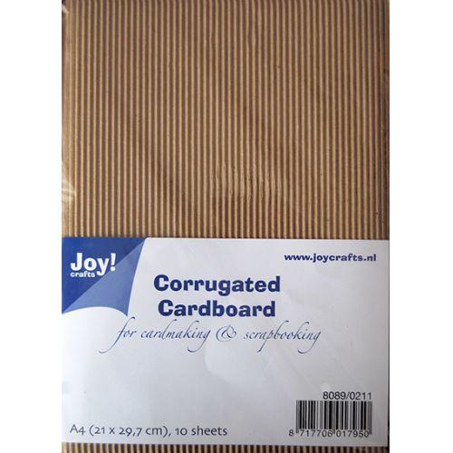 Corrugated Cardboard | Ribbelkarton A4