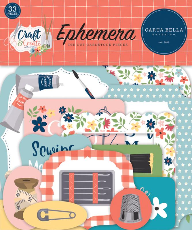 Craft & Create Ephemera