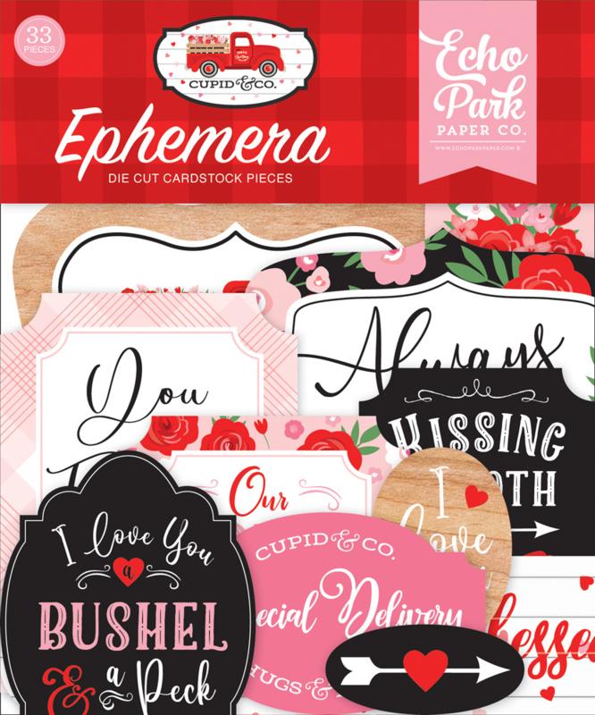 Cupid & Co. Ephemera