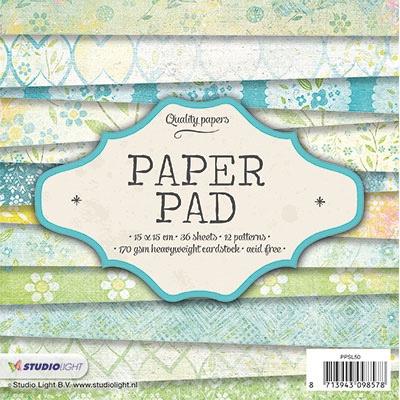 StudioLight Paper Pad - nr. 50
