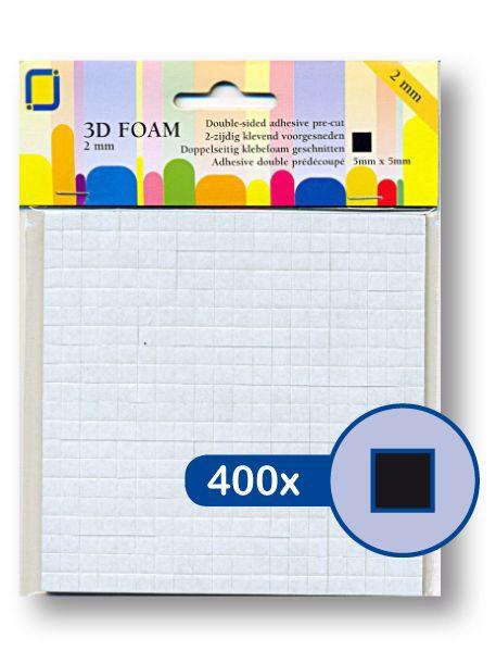 JEJE Produkt 3D Foam 5mm x 5mm x 2mm