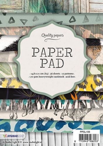 StudioLight Paper Pad - nr.105   PPSL105