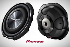 1500W Pioneer TS-SW3002S4 Subwoofer