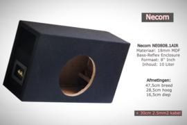 10L Bass-Reflex Enclosure