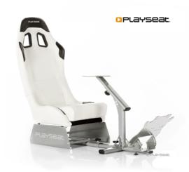 Playseat Evolution White + Gearshift Holder (Showmodel)