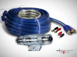 6mm2 Excalibur Kabelset