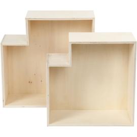 Polygoon - set van 2