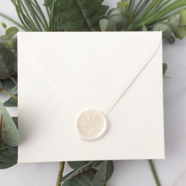 WAX SEALS - WITH LOVE - PEARL