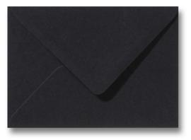 ENVELOP C6 ZWART 11x15,6 cm - 500 St