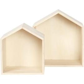 Huisjes - set van 2