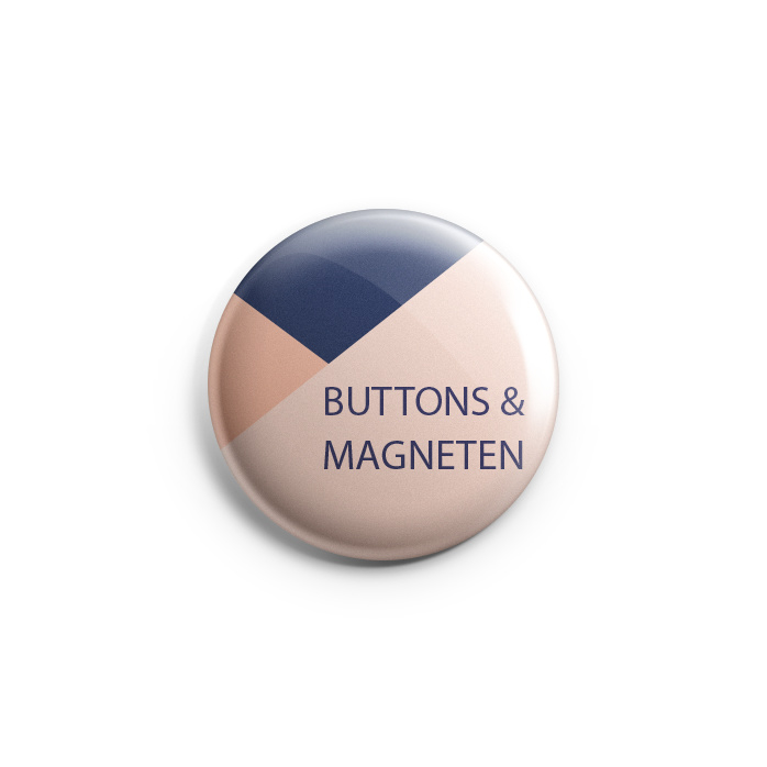 BUTTON OF MAGNEET VOLGENS THEMA