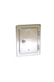 RVS Inspectie / roetluik (deurtje)