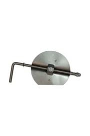 Klepsleutel RVS 125-130 mm