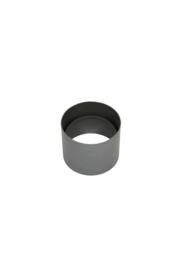 EW 150 2,0 mm mof F/F met kondensafvoer antraciet