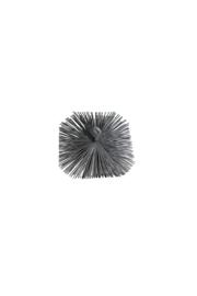 Staalborstel vierkant 200 x 200 mm