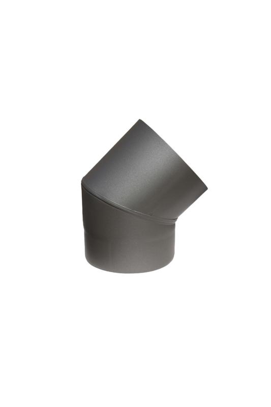 EW 150 0,6 mm bocht 45 graden antraciet