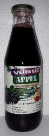 Vlierbes-appelsap De Fruitschuur 0,75 ltr