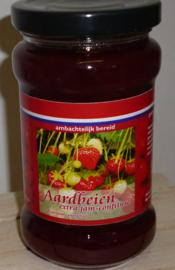 Ambachtelijke Aardbeien confiture 350 gram
