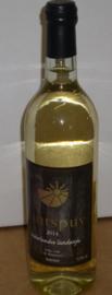 Witte landwijn de Santspuy  0,75 ltr