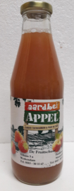 Aardbei-appelsap De Fruitschuur 0,75 ltr