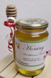 Balsemien honing 450 gram met lepel Gebr Oprins