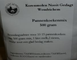 Pannenkoekenmix 500 gr. Nooit Gedagt