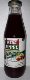 Kers-appelsap De Fruitschuur 0,75 ltr