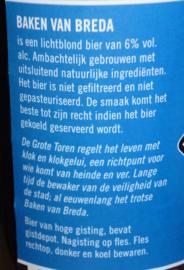 Baken van Breda - 33 cl