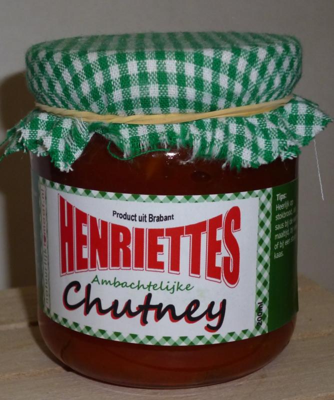 Henriëttes Chutney 200 ml